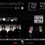 Arranca la segunda parte de la gira Hoy Somos Más 2013 en Valencia
