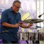 Tributo al percusionista Cheo Navarra