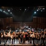 """Tributo a """"The Queen"""" por Orquesta de Rock Sinfónico """"Simón Bolívar""""  y la Orquesta Juvenil Chacao"""