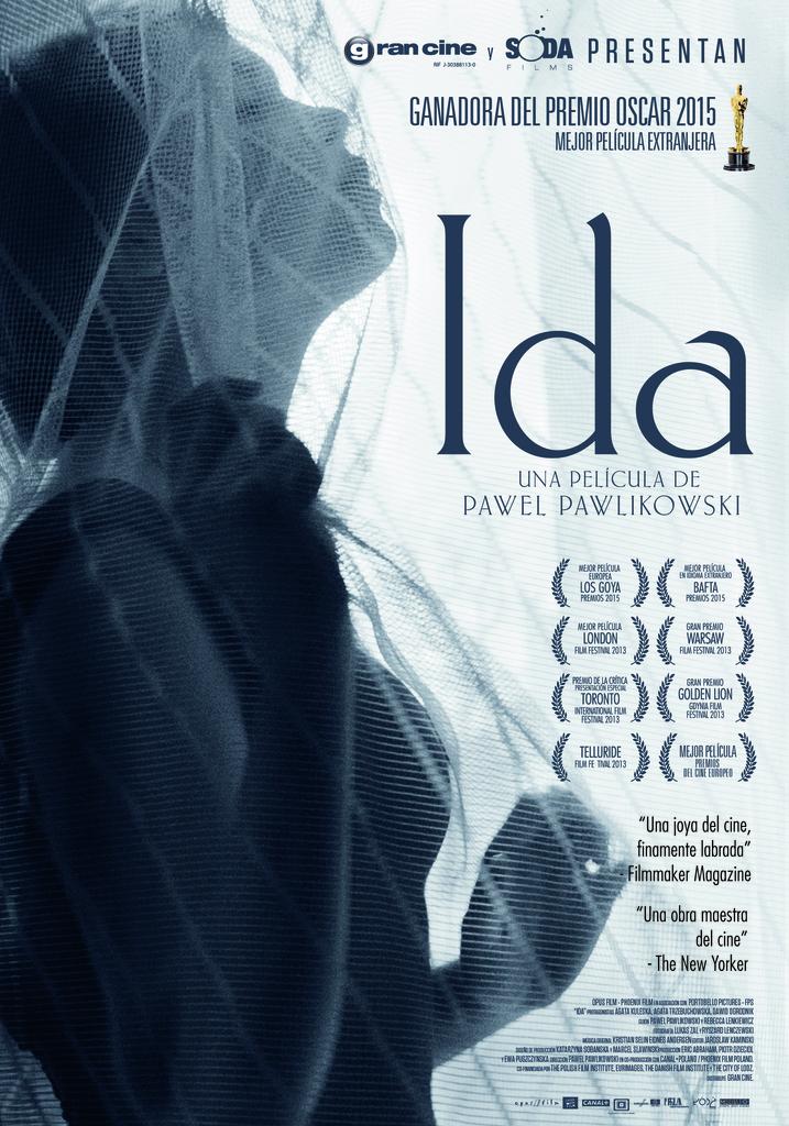 """Película """"IDA"""" se estrena en Venezuela este viernes"""