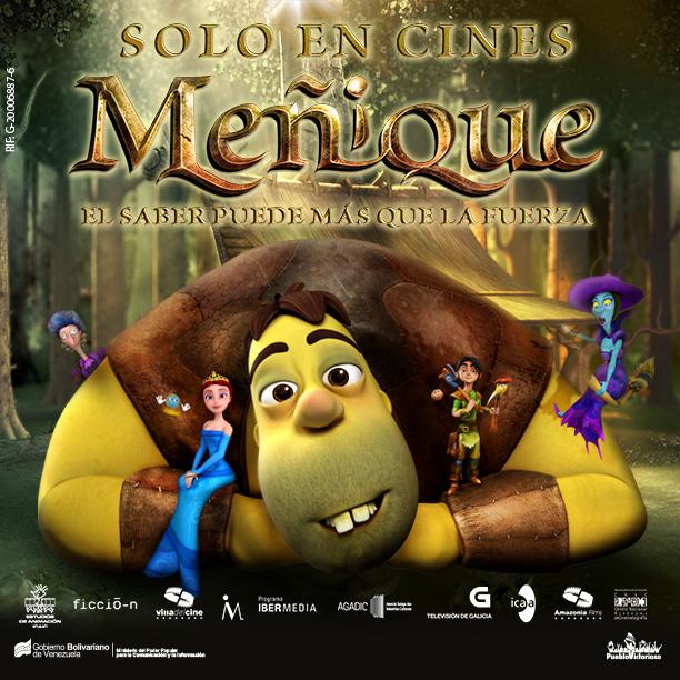 La Villa del Cine  y  Amazonia Films estrenarán película animada en 3D