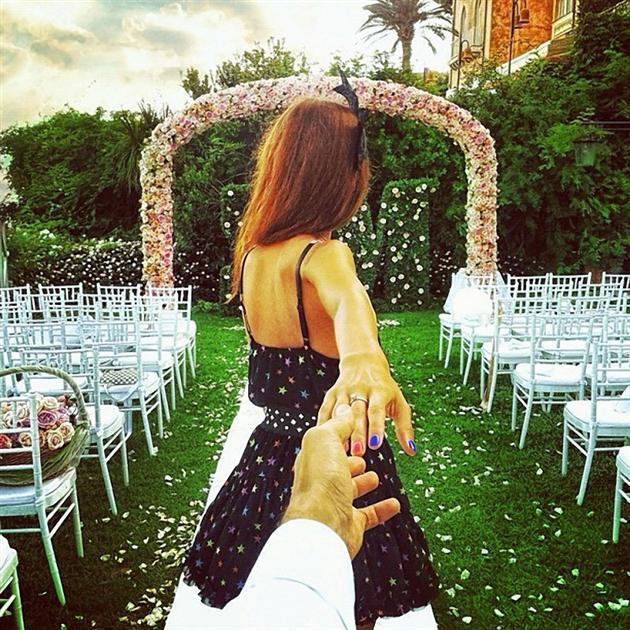 La pareja que puso de moda #FollowMeto acaba de publicar las fotos de su luna de miel