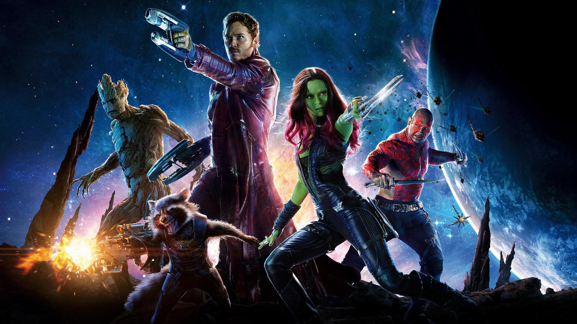 """Revelado el póster y la fecha de estreno de la serie de """"Guardianes de la Galaxia"""""""