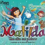 Matilda, una niña con poderes