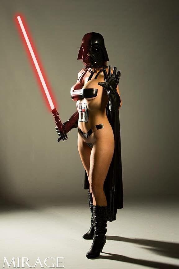 Con estás aprendices de Siths de Starwars nos queremos ir a lo oscurito
