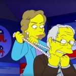 """""""Los Simpson"""" parodian a los candidatos electorales estadounidense"""