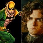 El actor  Finn Jones será Iron Fist en la nueva serie de Marvel