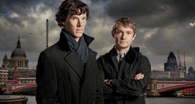 La cuarta temporada de Sherlock se hará esperar