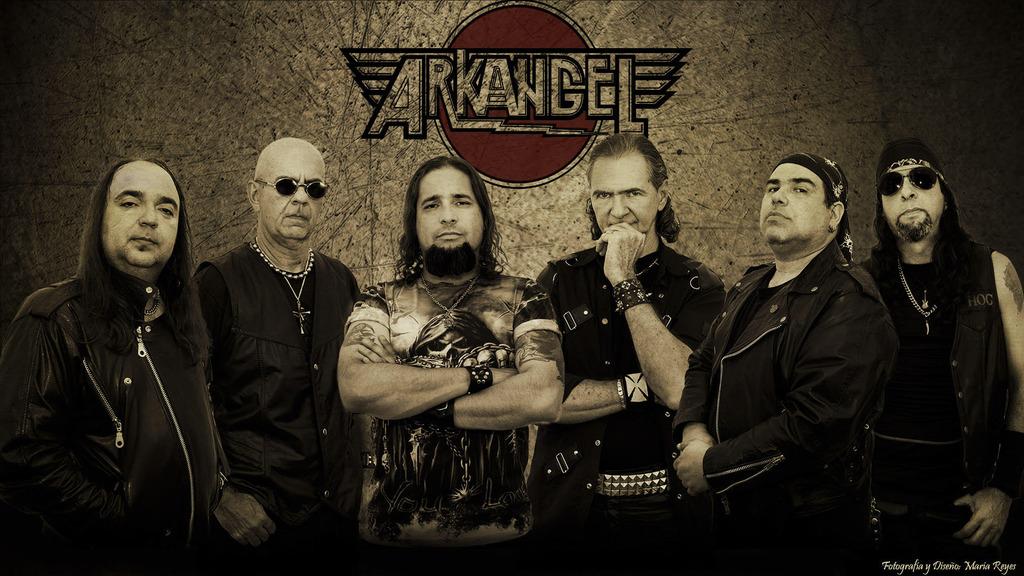Arkangel regresa a Caracas