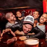 """La agrupación """"The Hangover"""" viene con más rock este 2016"""