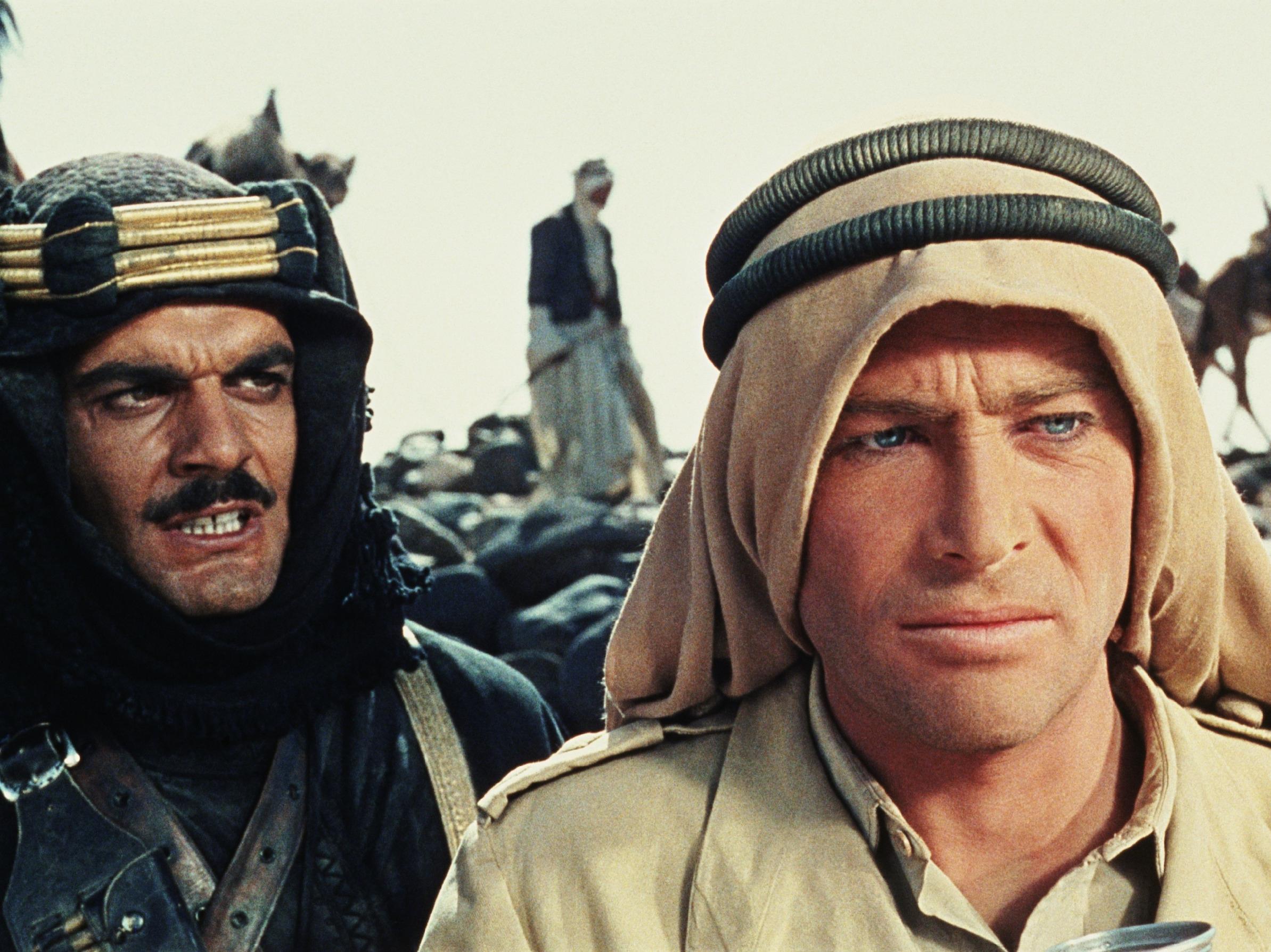 HBO prepara una serie sobre Lawrence de Arabia