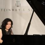 la pianista Claudia Yang estará por primera vez en Caracas