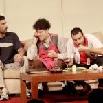 """Tres últimas funciones de la obra """"La Cena de los Idiotas"""" en el BOD"""