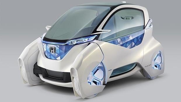 Honda lanza siete prototipos de carros sin conductor