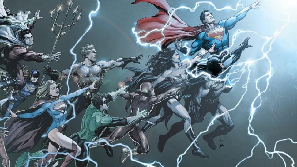 Los cambios editoriales de DC Comics que nos tienen al borde de un colapso