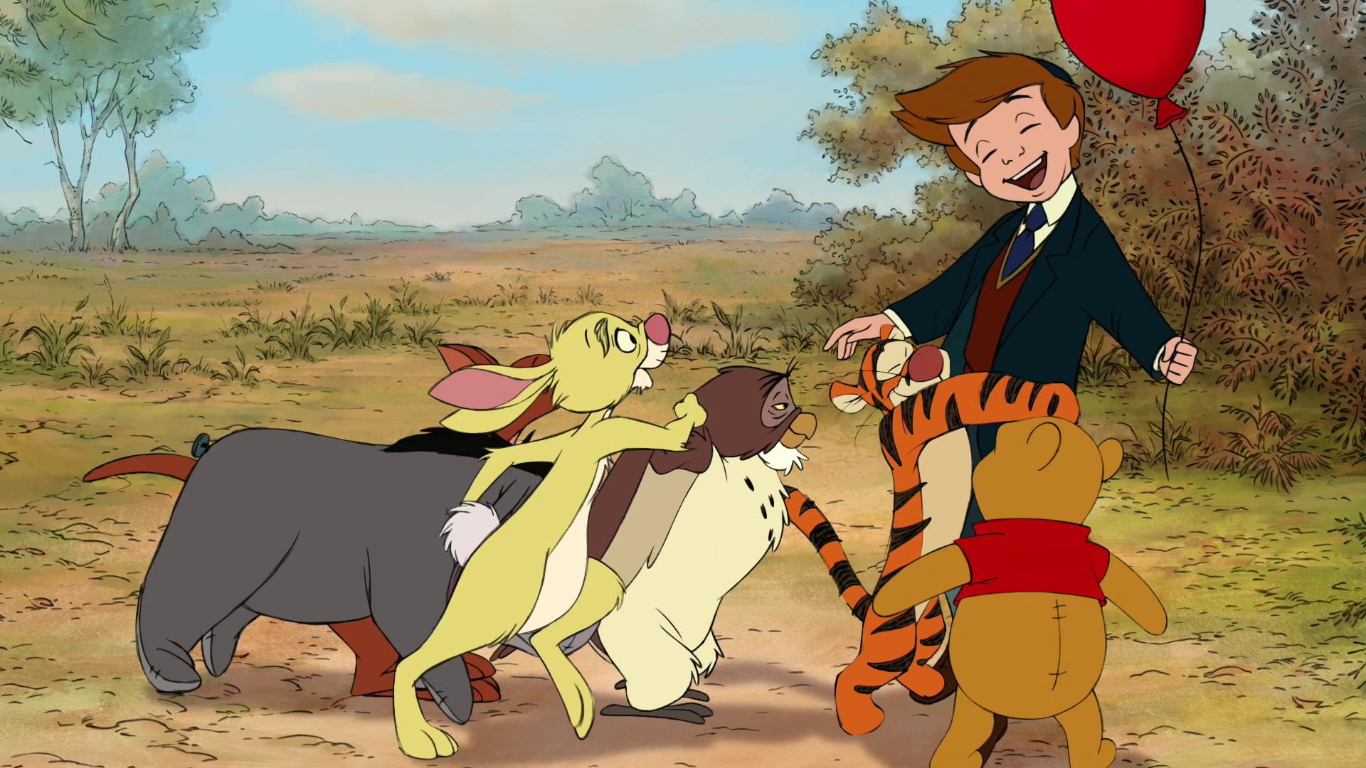 """""""Goodbye Christopher Robin"""", la película que contará la historia no tan tierna sobre el creador de Winnie Pooh"""