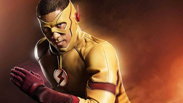 Se confirma que Kid Flash ¡ Ya tiene traje !