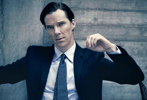 Benedict Cumberbatch cumple 40 años y nosotros lo celebramos de esta manera