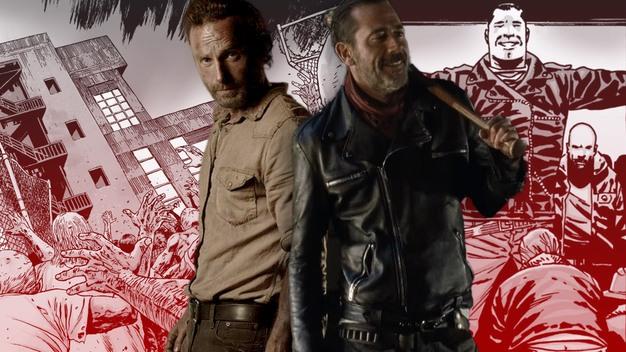 Aparece la primera imagen de la séptima temporada de The Walking Dead