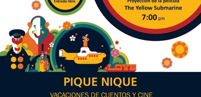 Cultura Chacao invita a Leer en BICI y disfrutar del cine en su próximo Pique Nique