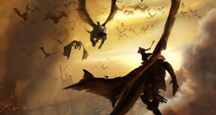 """George R.R Martin insinúa que """"La Danza de los Dragones"""" podría ser el spin-off de Game of Thrones"""
