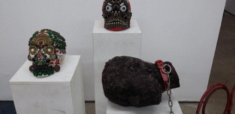 El Archivo Abierto de Carlos Zerpa se exhibe en Los Galpones