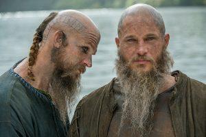 gustaf-skarsgard-and-travis-fimmel-in-vikings