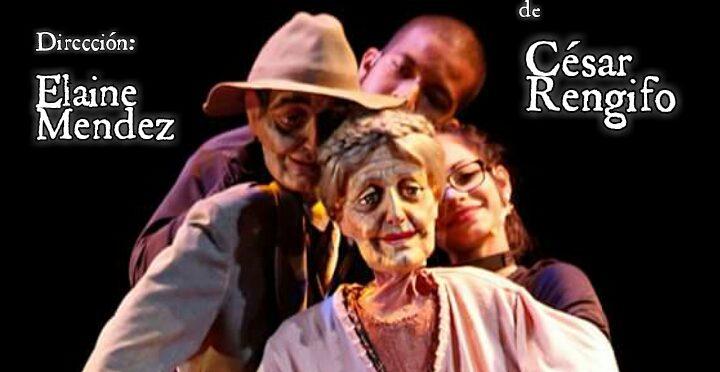 """Teatro Bolívar presenta: """"Buenaventura chatarra"""", una historia contada por ttiriteros"""