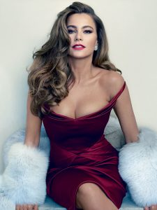 Sofia Vergara by Annie Leibovitz for Vanity Fair May 2015 - Celeb Shoot .net