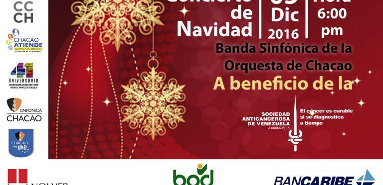 Banda sinfónica juvenil de Chacao dará concierto a beneficio de la SAV