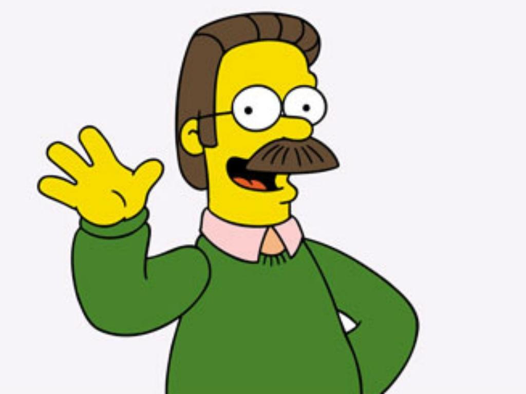 ¡Adíos vecinirijillo!  Fallece Agustín Sauret, la voz de Ned Flanders
