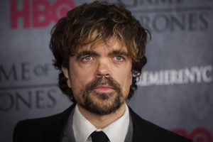 """Cast member Peter Dinklage arrives for the premiere of the HBO series """"Game of Thrones"""" in New York March 18, 2014. REUTERS/Lucas Jackson (UNITED STATES - Tags: ENTERTAINMENT)"""