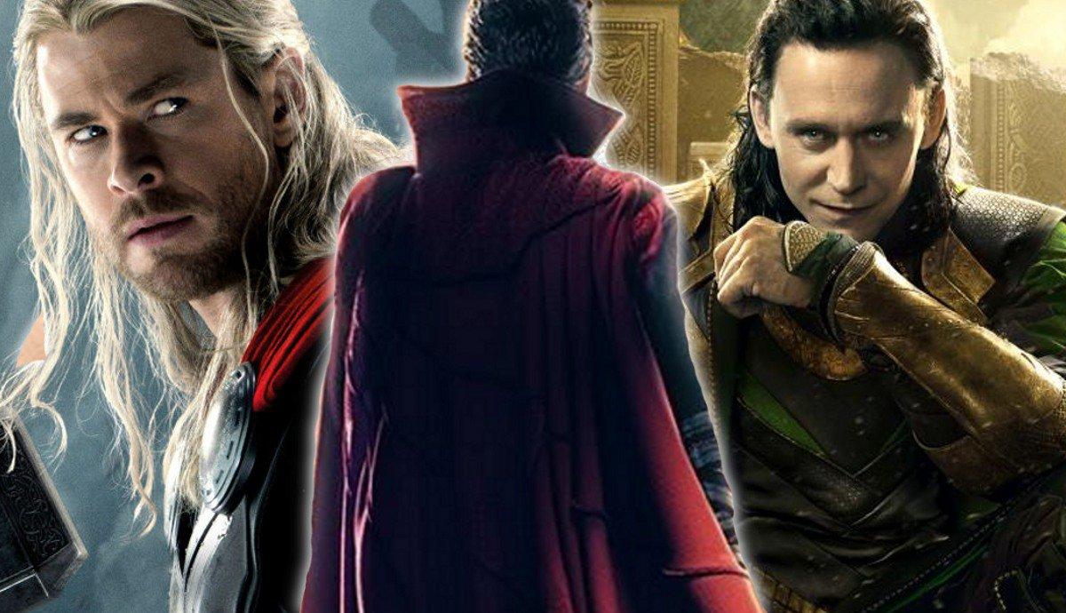 Doctor Strange estará en Thor Ragnarok