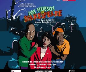 FLYER DEFINITIVO (2) LOS HUESOS DE SHAKESPEARE