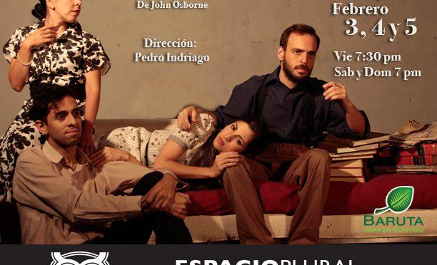Tercer Festival de Jóvenes Directores presenta: Recordando con Ira