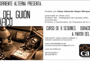 afiche del taller de guion1