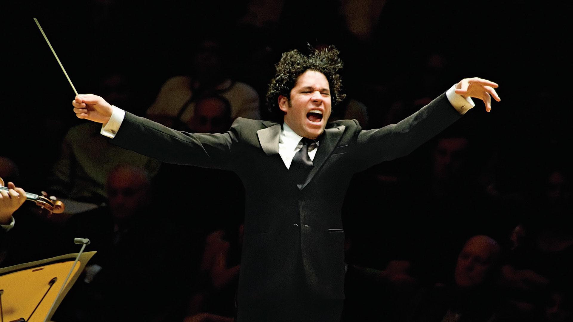 Gustavo Dudamel estará en la Opera Nacional de París