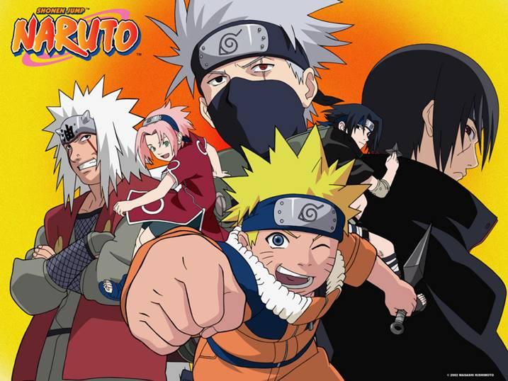 Proximamente, Naruto tendrá live action...Deberas