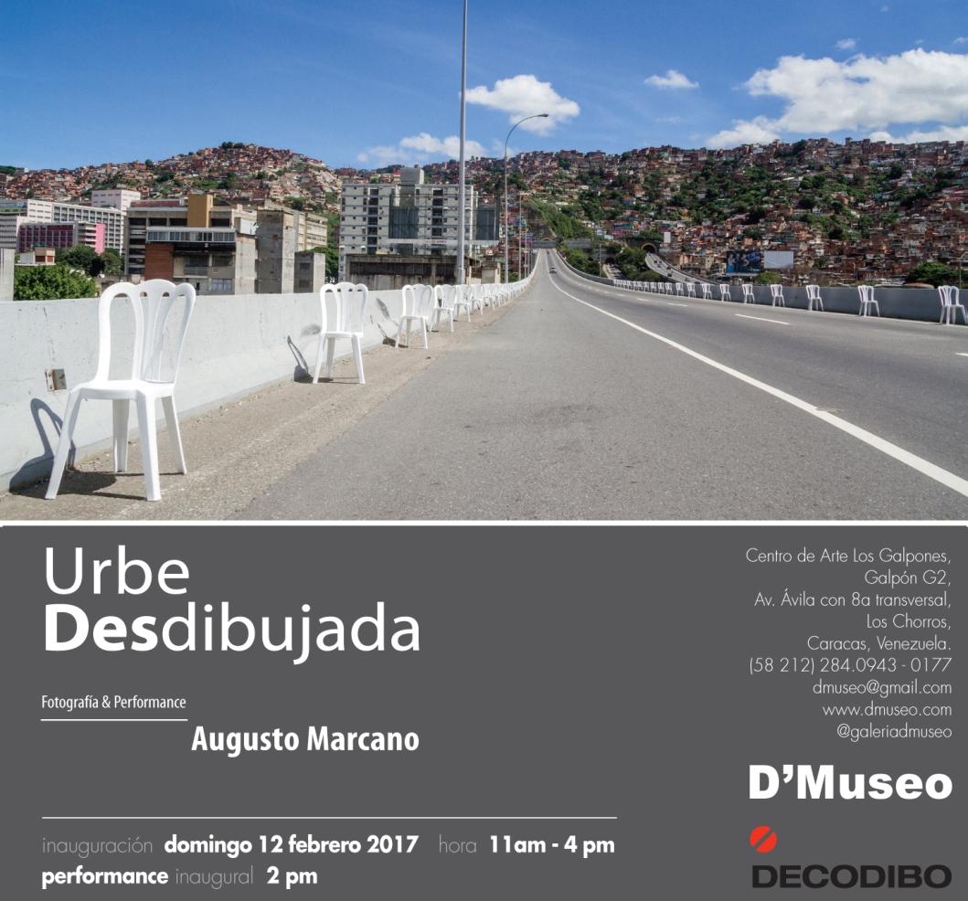 La Caracas Desdibujada de Augusto Marcano conforma muestra fotográfica en D'Museo
