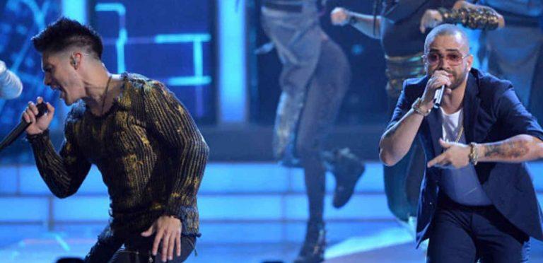 Chino y Nacho arrasan en los Premios Pepsi Music