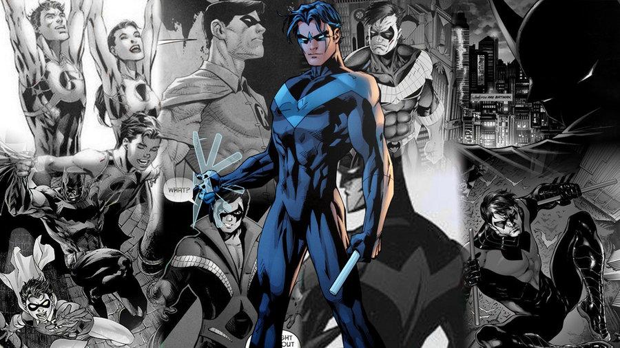 Warner Bros. ya planea la película de Nightwing
