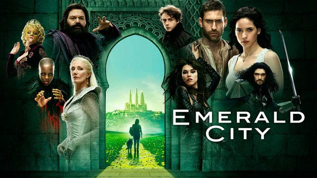 """""""Emerald City"""": la serie que nos hace visitar una vez más el reino de OZ"""