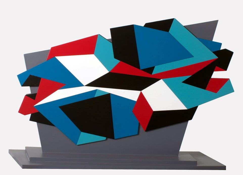 Galería Metanoia abre sus puertas en Valencia con el arte geométrico de seis artistas venezolanos