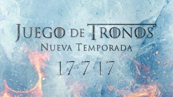 Revelada la fecha de estreno de la 7ma temporada de Game of Thrones