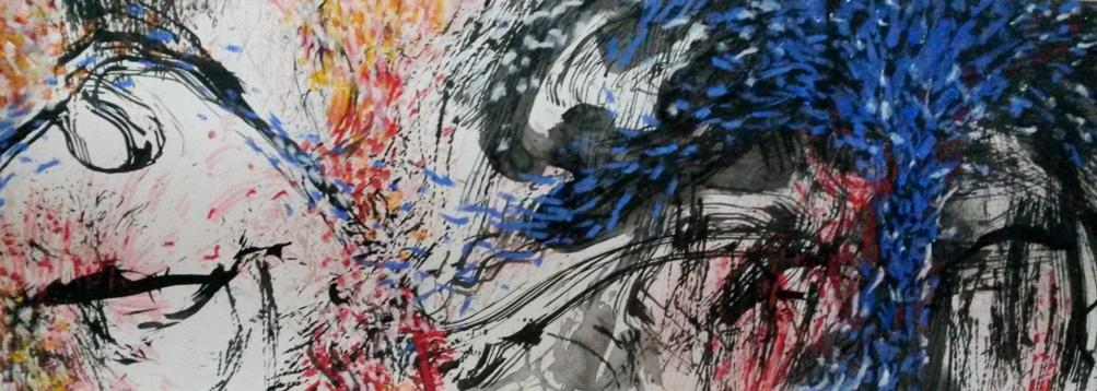 Obras de Consuelo Méndez y Luis Noguera dialogan sobre el agua en la Galería Espacios de El Rosal