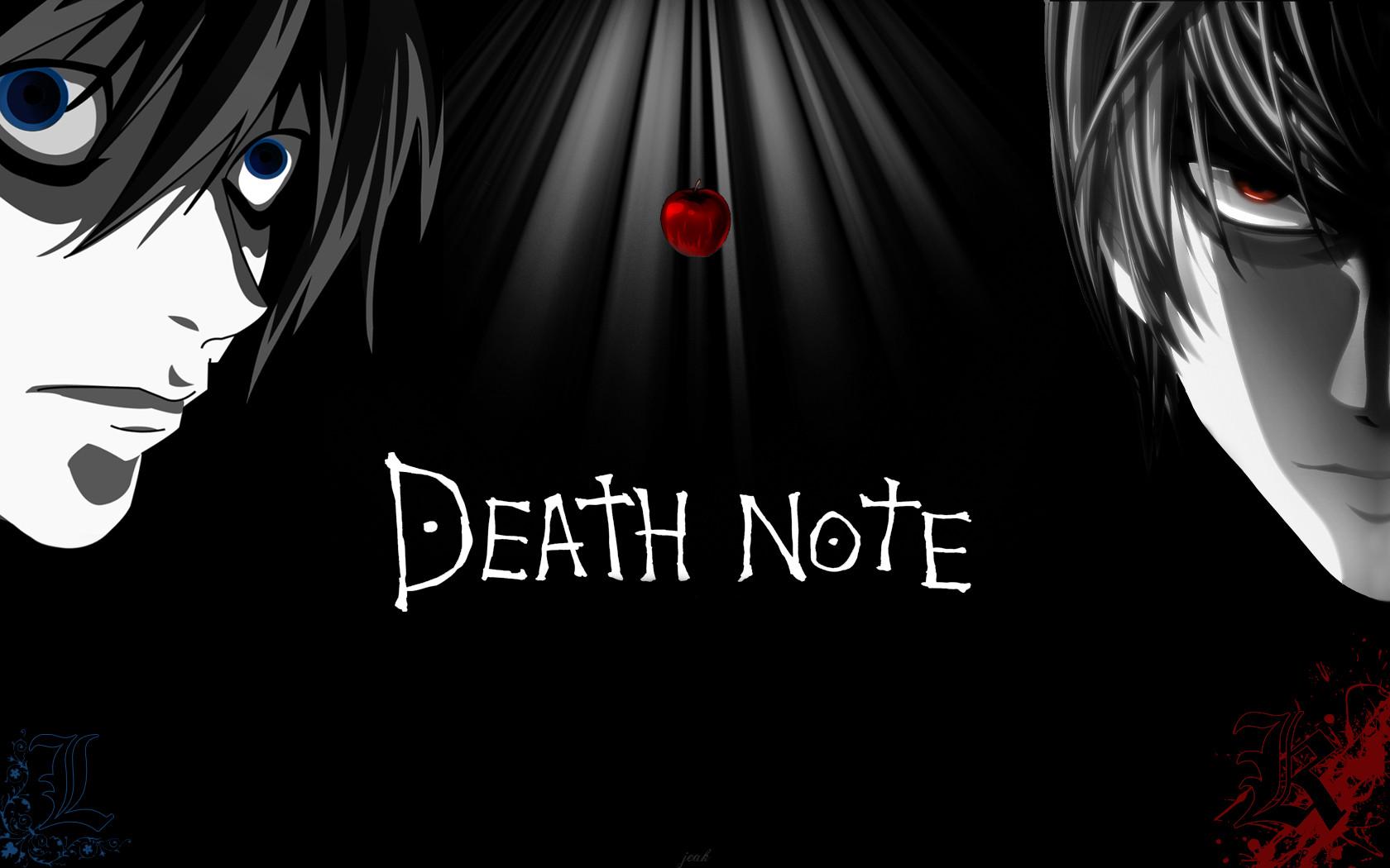 """Primer adelanto de la versión estadounidense de """"Death Note"""""""