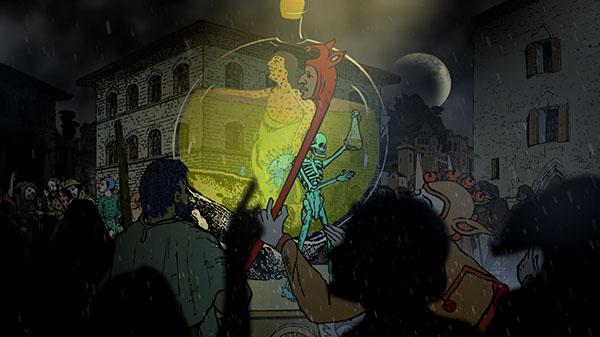 """""""Universo en Cortos"""" muestra lo más reciente del cine animado en el Centro Cultural Chacao"""