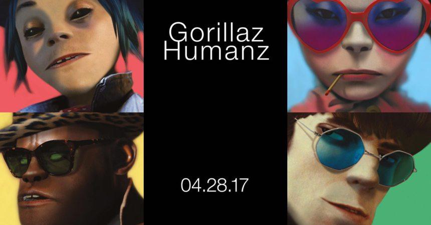 Gorillaz anuncia fecha de lanzamiento de su nuevo disco y ya puedes escuchar un adelanto
