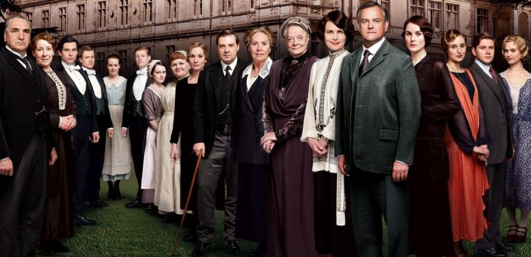 ¡Downton Abbey llegará a la pantalla grande!