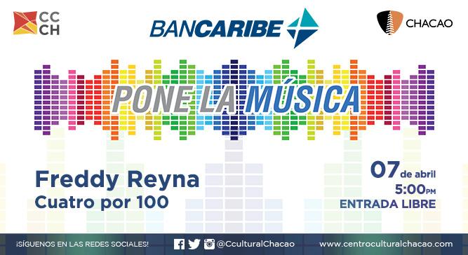 Resuena el cuatro en el Centro Cultural Chacao por el centenario de Freddy Reyna